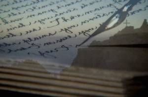 Image: Letter Writing