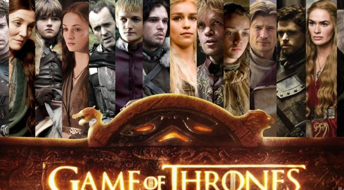 Game of Thrones Characters, courtesy Game of Thrones Wikia