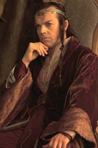 Image: Elrond from Lord of the Rings