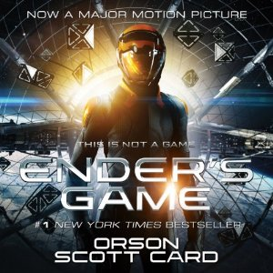 Image: Ender's Game Audiobook Cover