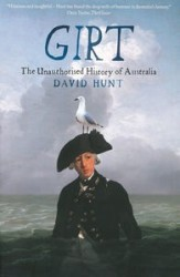 Girt: The Unauthorised History of Australia – Book Cover