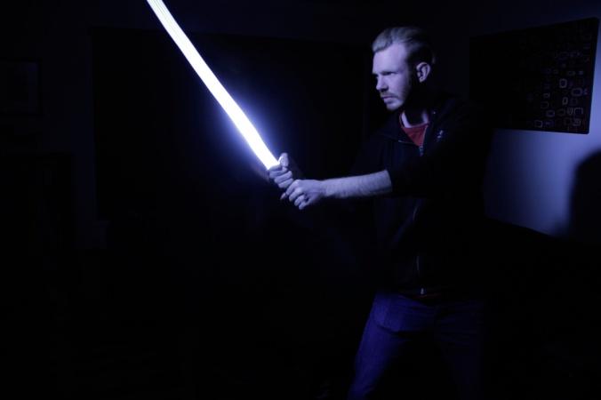 Image: lightsaber