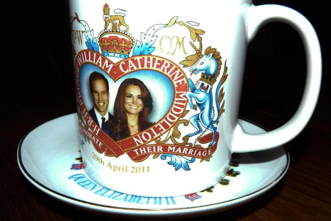 Image: Royal Wedding Mug