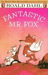 Book Cover: Fantastic Mr. Fox