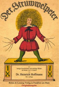 Struwwelpeter Book Cover