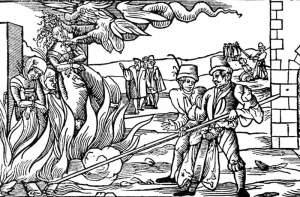 Image: Witch Burning