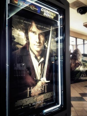 Image: The Hobbit Movie Poster