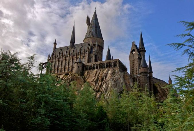 Image: Hogwarts Castle