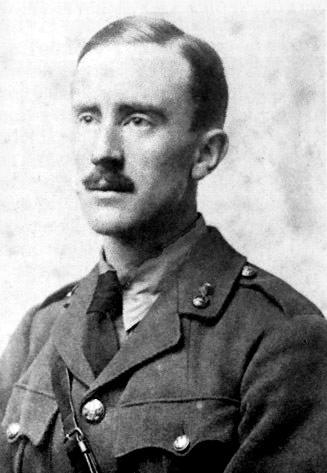 Image: J.R.R. Tolkien, 1916