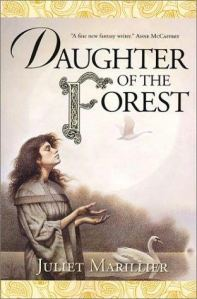 Book Cover: Daughter of the Forest