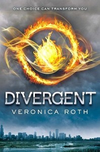 Book Cover: Divergent