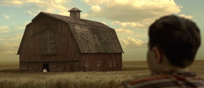 Image: Barn from The Landing Short Film