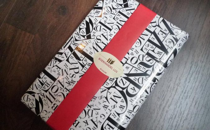 Image: Gift Wrapped Book