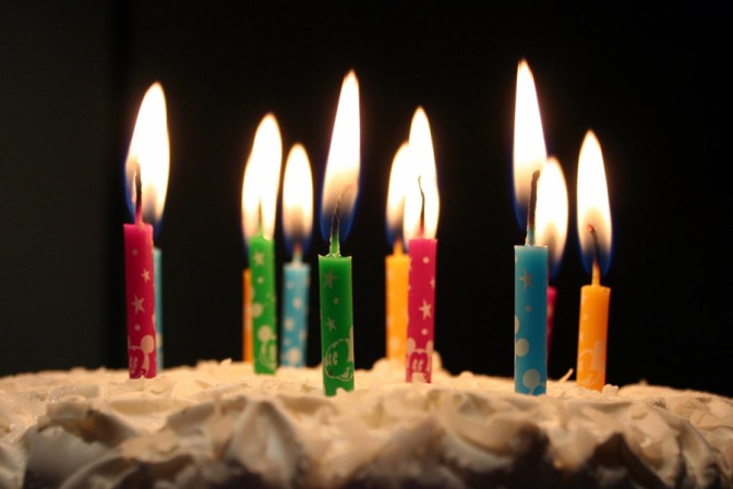 Image: Birthday Candles