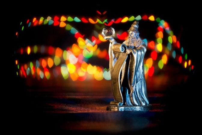 Image: Wizard Figurine