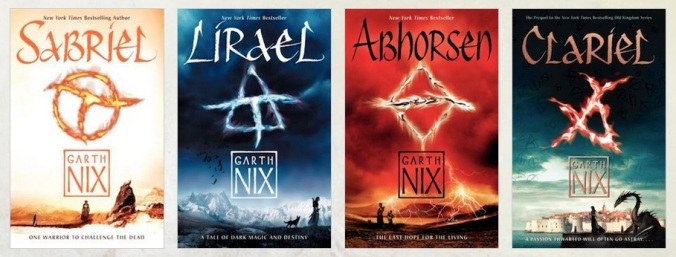 Old Kingdom Series by Garth Nix