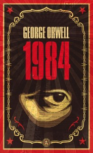 Book Cover: 1984