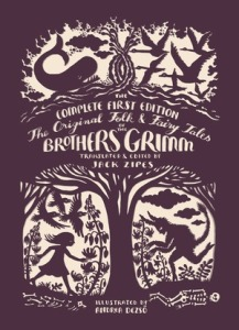 Book Cover: The Original Folk & Fairy Tales - Brothers Grimm