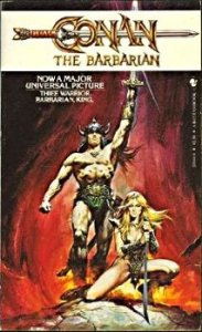 Book Cover: Conan the Barbarian
