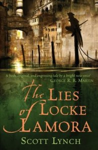 Book Cover: The Lies of Locke Lamora