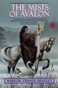 Book Cover: The Mists of Avalon