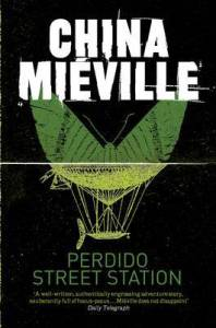 Book Cover: Perdido Street Station