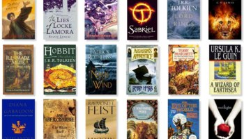 What Are the Best-Selling Fantasy Books and Series of All