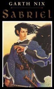 Book Cover: Sabriel