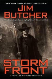 Book Cover: Storm Front