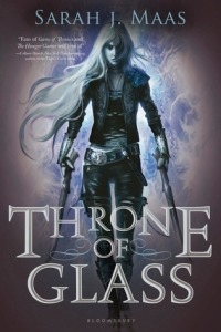 Book Cover: Throne of Glass