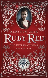 Book Cover: Ruby Red