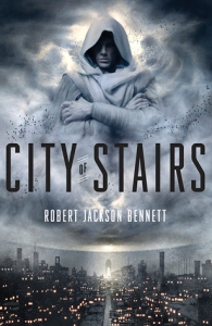 Book Cover: City of Stairs