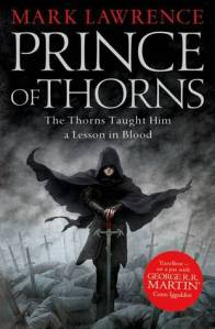 Book Cover: Prince of Thorns
