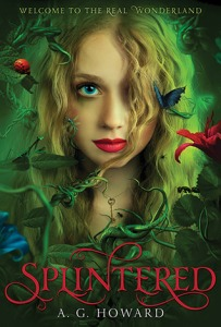 Book Cover: Splintered