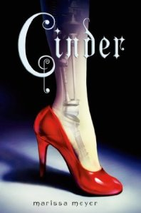 Book Cover: Cinder