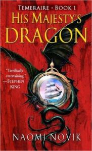 Book Cover: His Majesty's Dragon