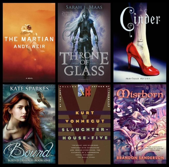 Book Covers: 2015 Favourites