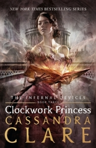 Book Cover: Clockwork Princess