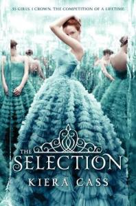 Book Cover: The Selection