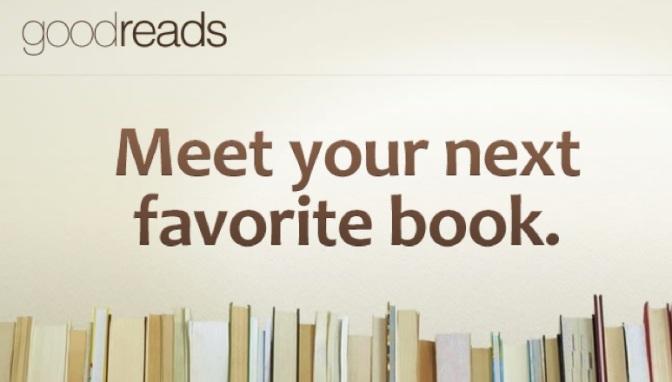 Goodreads: Meet Your Next Favourite Book