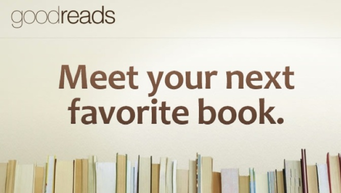 Goodreads: Meet Your Next Favourite Book