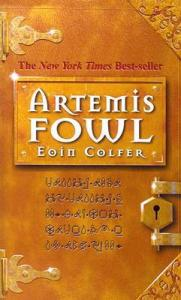 Book Cover: Artemis Fowl