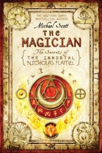Book Cover: The Magician