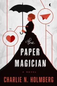 Book Cover: The Paper Magician