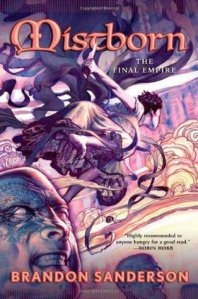 Book Cover: The Final Empire
