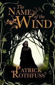 Book Cover: The Name of the Wind