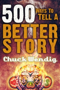 Book Cover: 500 Ways to Tell a Better Story