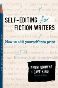 Book Cover: Self-Editing For Fiction Writers