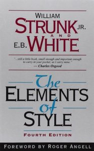 Book Cover: The Elements of Style
