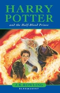 Book Cover: The Half-Blood Prince